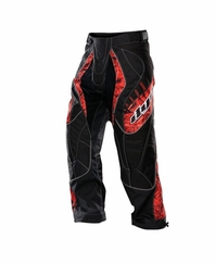 Dye 2012 Paintball Pants - Red Cloth