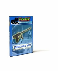 TechT Paintball Marker Maintenance DVD - Shocker 101