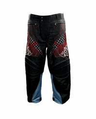 2012 NXE Elevation Pants Red