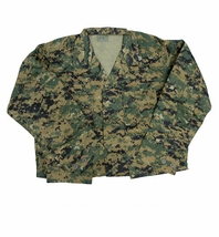 Digital Camo BDU Jacket (MARPAT)