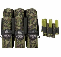 BT Molle Paintball Pod Pouch 3+4