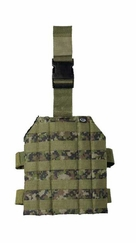 BT Molle Thigh Rig Tactical Holster Platform