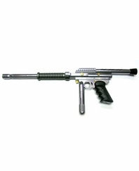 Lapco Grey Ghost Stockclass Pump Paintball Marker