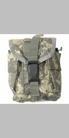 2 x 140 Round Paintball Pod MOLLE Pouch
