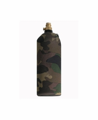 20oz CO2 Tank Cover (Woodland Camo)