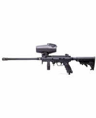 Tippmann A5 Rifleman Paintball Gun Kit
