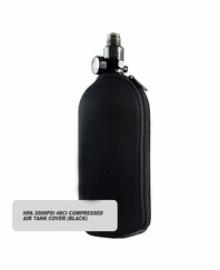 HPA 3000psi 48ci Compressed Air Tank Cover
