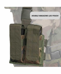 RAP4 Double Magazine Leg Pouch