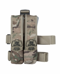 Empire Battle Tested 2 Pod Thigh Rig Leg Harness - E-TACS