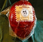 Whole Ham $5.75/lb approx.-$51.75-$75.00