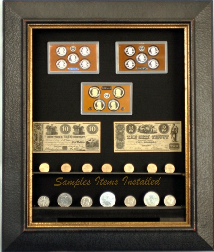 Coin Display Case