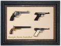 Pistol Display Case - Special Edition