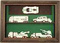 Model Car Display Case Deluxe Series