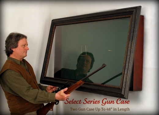 Gun Display Case - Full Size  Edition