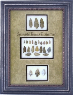 Arrowhead Collector  Display Case