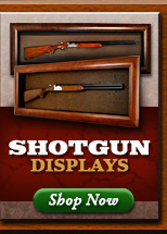 Shotgun Display Cases