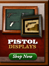 Pistol Display Cases