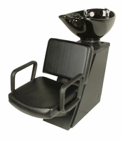 Bravo Backwash Chair w/ 8700 bowl
