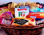 British Gift Basket
