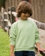 Authentic Pigment Youth 11 oz. Pigment-Dyed Ringspun Fleece Crew Sweatshirt