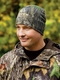 Port Authority� - Mossy Oak� Fleece Hunting Beanie