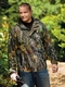 Port Authority� - Mossy Oak� 1/2-Zip Pullover Hooded Hunting Jacket