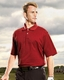 Custom Embroidery adidas Golf Men's ClimaLite� Tech Pencil Stripe Polo