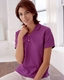 Ladies' Fine Pima Pique Company Logo Polo Shirt by Devon & Jones