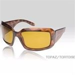 Eagle Eyes Gemstone Tortoise Sunglasses