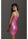 Clarisse Pink Homecoming Dress 2205