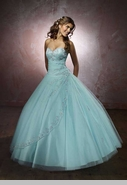 Quincea�era gowns