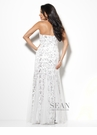 White 2013 Sean Collection Prom Dress 50491