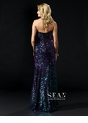 Beaded Prom Gown By Sean Collection 70663