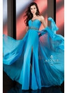 Turquoise 2013 Alyce Prom Dress 35529