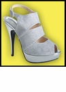 2013 Prom Shoe Inez by Coloriffics - More Colors Available!