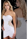 2012 Short Sparkle Prom Dress 71021