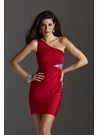 Clarisse Dress with Detachable Sleeve 2236