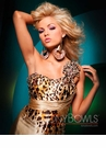 One Shoulder Prom Dress 111701