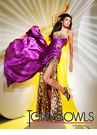 Tony Bowls 2012 Leopard Dress 112739