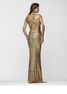 2013 Oscar Gold Prom Dress 2117 By Clarisse