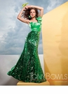 Tony Bowls evening gown 111539