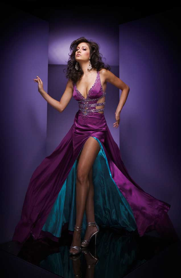 Paris Prom Dress 110755- Tony Bowls prom dresses collection for 2010