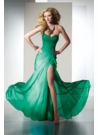 Kelly Green Alyce Designs prom dress 35442