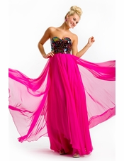 2013 Party Time Formlas prom Gown 6103