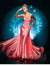 Tony Bowls prom dress 2011