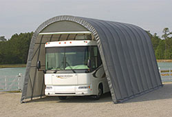 RV Covers Shelters Garages Class A B C Canopies 5th