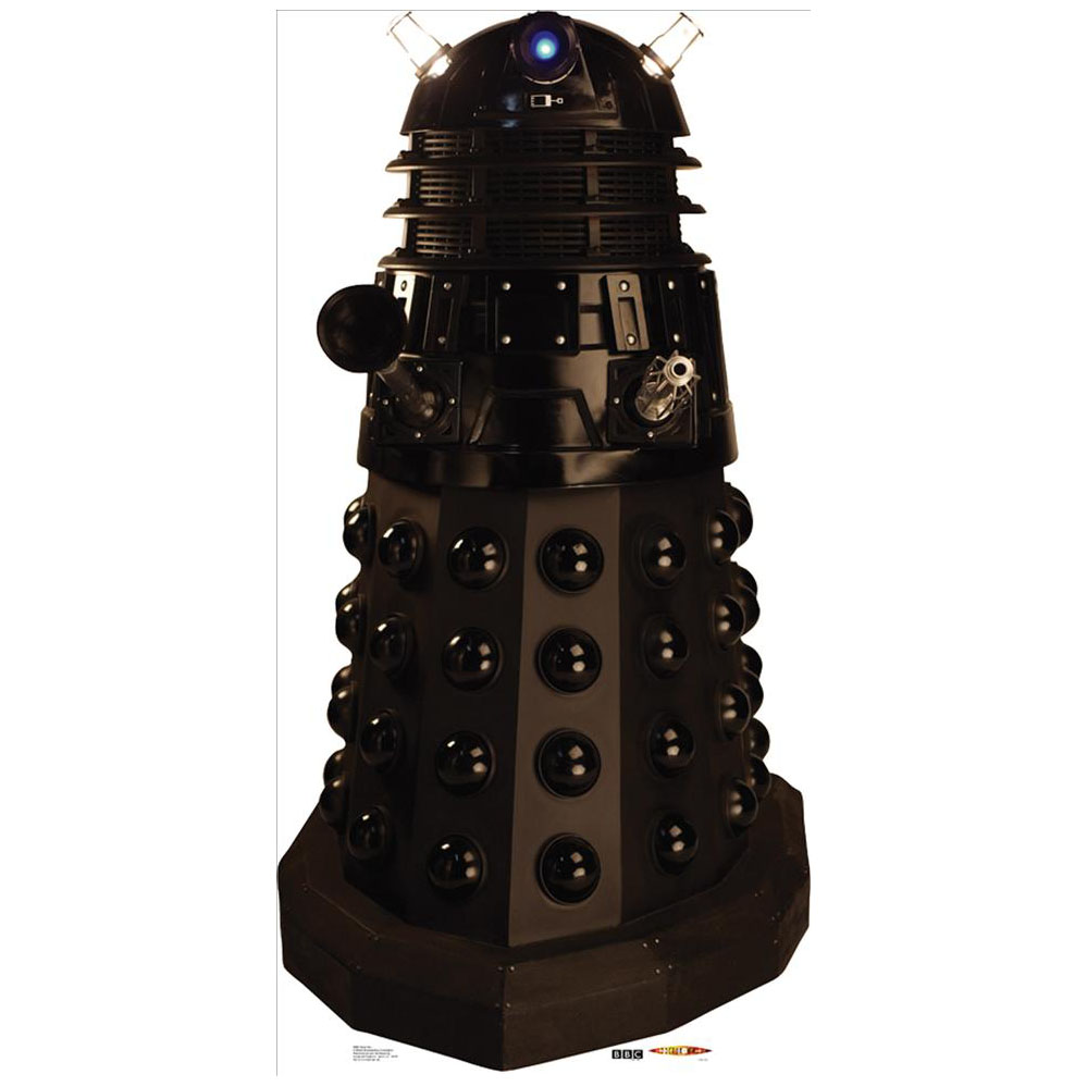 Dalek Sec lifesized