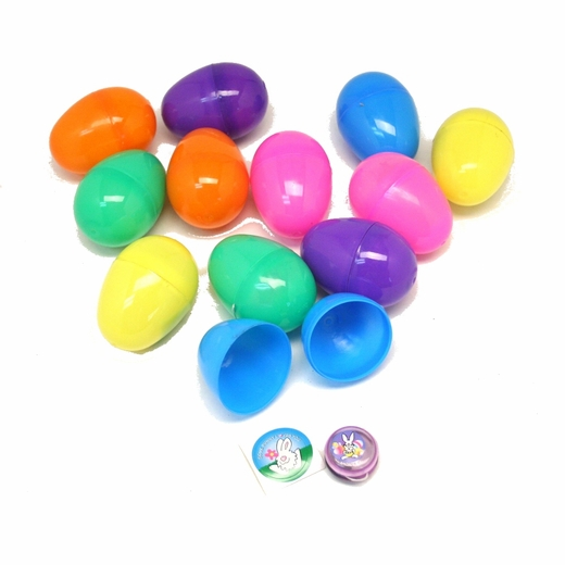 Jumbo Toy Filled Easter Eggs