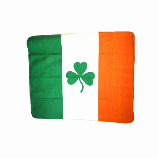 Irish Polar Fleece Blanket