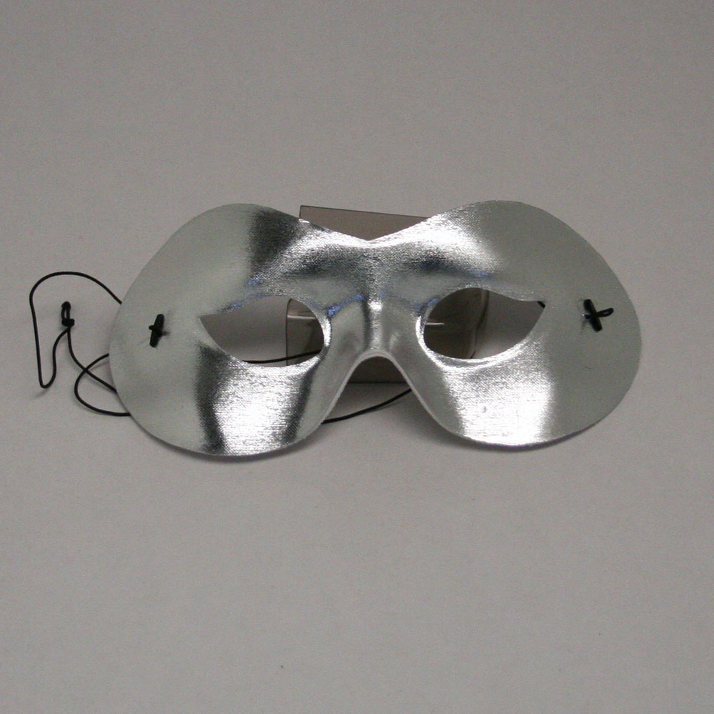 Kbw Global Corp Silver Half Mask at Sears.com